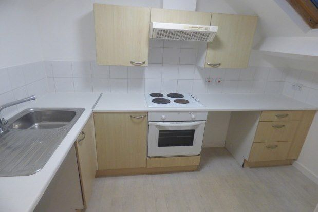 1 bed flat to rent in Stafford House, Coalville LE67