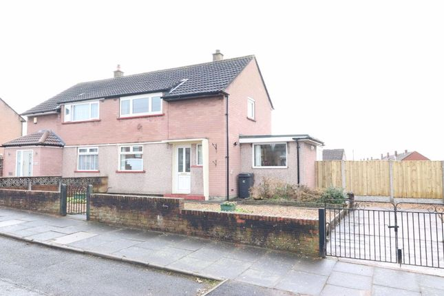 Thumbnail Semi-detached house to rent in Glendale Rise, Carlisle