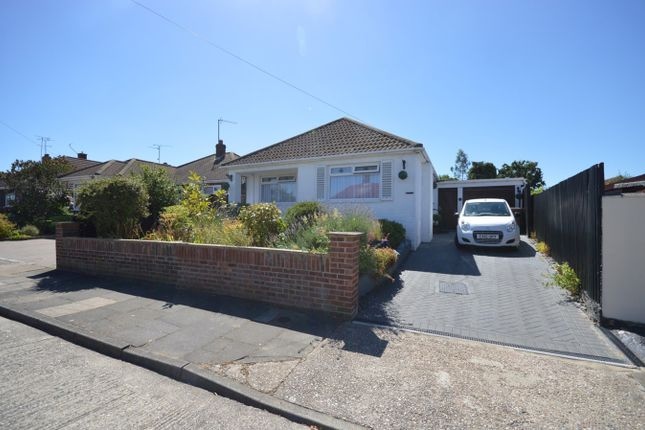Thumbnail Detached bungalow for sale in Fraser Close, Chelmsford