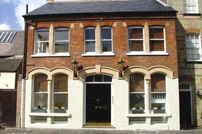 Thumbnail Flat to rent in Spicer Street, St.Albans