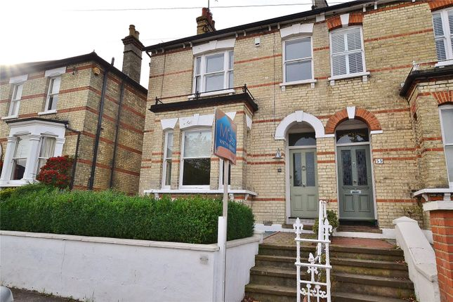 Thumbnail Semi-detached house for sale in Woodville Road, Barnet, Hertfordshire