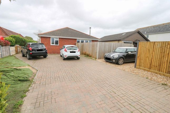 Thumbnail Detached bungalow for sale in Havant Road, Hayling Island