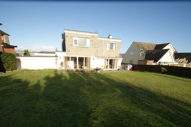 Thumbnail Detached house for sale in Clennon Heights, Paignton, Devon