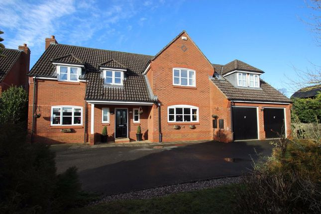 Thumbnail Detached house for sale in Eaton Bishop, Hereford
