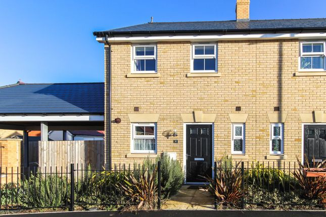 Thumbnail Property for sale in Lancaster Approach, Colchester