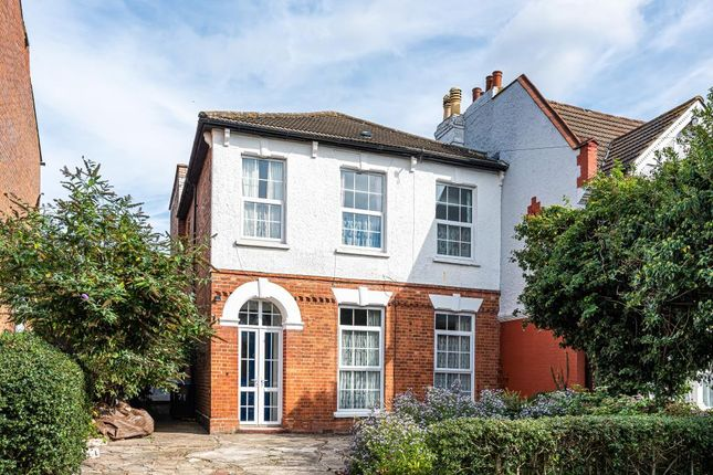 Thumbnail Semi-detached house for sale in Arnos Grove, London