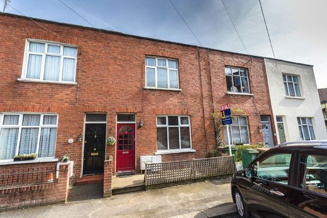 Thumbnail Terraced house for sale in Wilmot Road, Carshalton