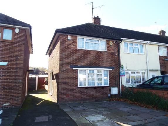 Thumbnail End terrace house for sale in Dallow Road, Luton, Bedfordshire