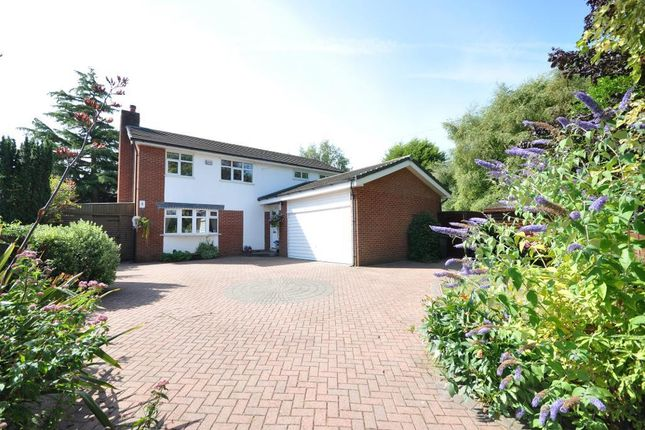 Thumbnail Detached house for sale in School Lane, Newton, Preston, Lancashire