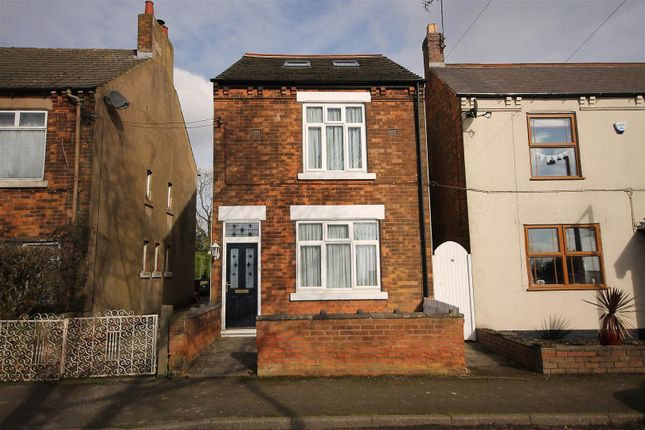Thumbnail Property for sale in Rouse Street, Pilsley, Chesterfield