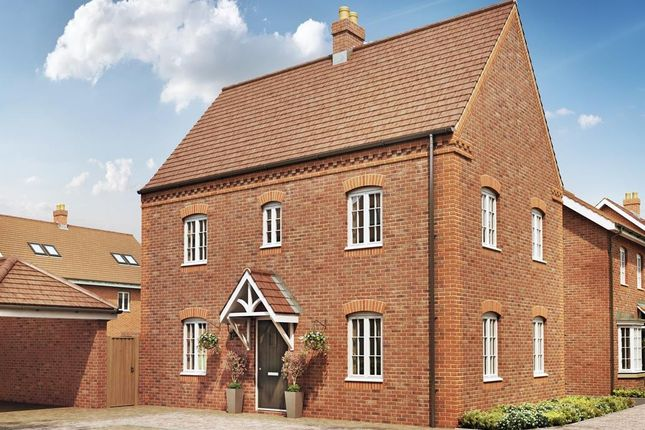 """Thumbnail Detached house for sale in """"Hadley"""" at Alwin Court, Great Denham, Bedford"""