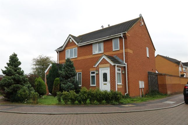 Thumbnail Property to rent in Belfry Close, Elstow, Bedford