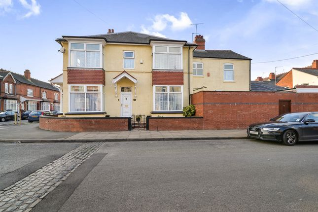 Thumbnail Semi-detached house for sale in York Road, Handsworth, Birmingham