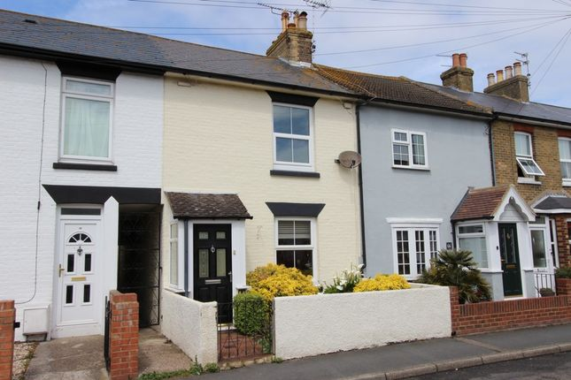 2 bed terraced house for sale in Gladstone Road, Deal