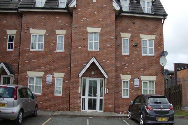 Thumbnail Property to rent in Borron House, Newton Le Willows, Warrington