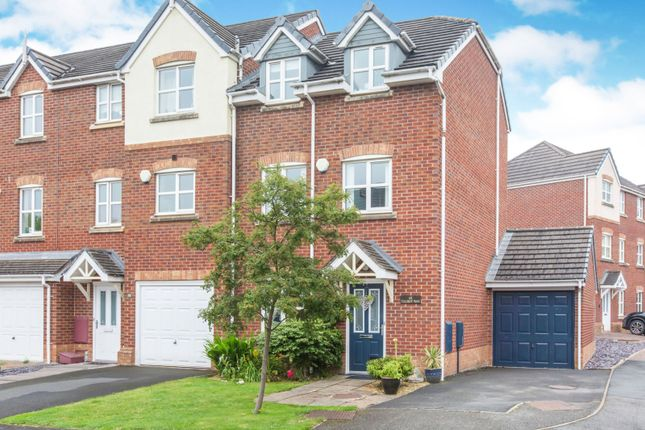 Thumbnail Semi-detached house to rent in Talbot Way, Stapeley, Nantwich
