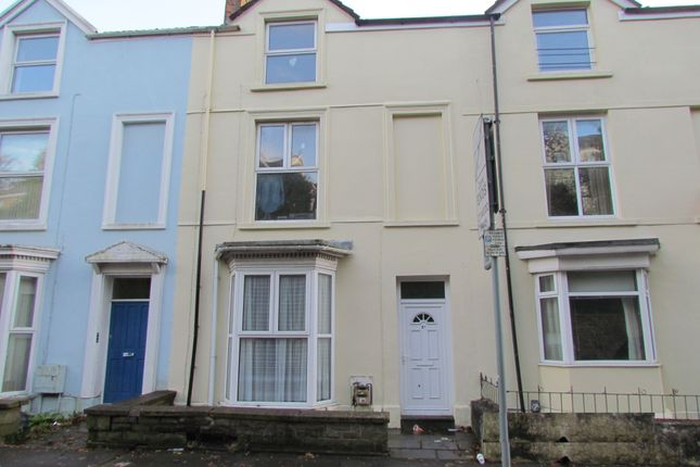 Thumbnail Property to rent in Carlton Terrace, Mount Pleasant, Swansea