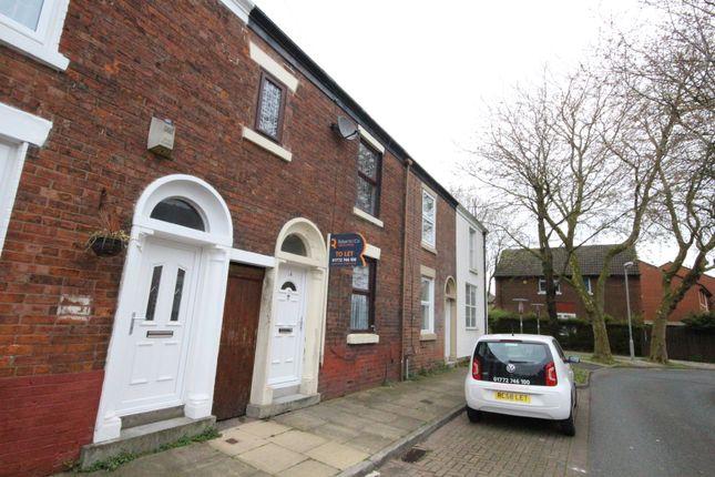 Thumbnail Terraced house to rent in Bird Street, Broadgate, Preston