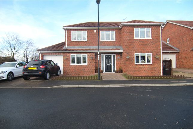 Thumbnail Detached house for sale in Premier Court, Trimdon Station, Durham