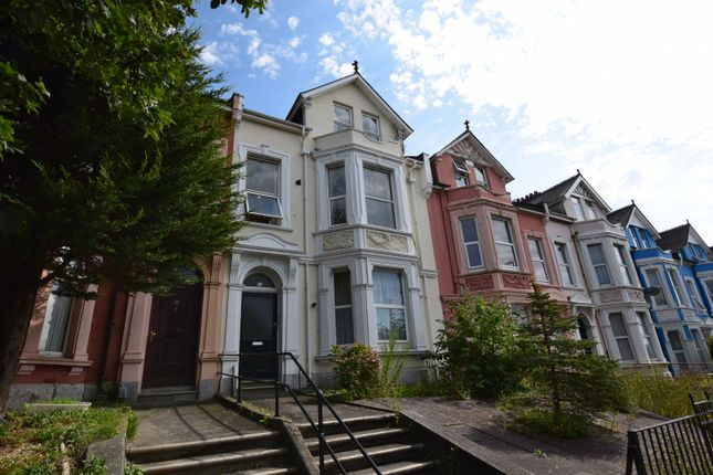 Thumbnail Terraced house for sale in Alma Road, Pennycomequick, Plymouth, Devon