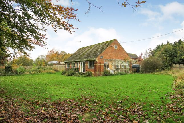 Thumbnail Detached bungalow for sale in Providence Place, Briston, Melton Constable