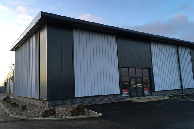 Thumbnail Light industrial to let in Unit 1A Berol Park, Scania Way, King's Lynn, Norfolk