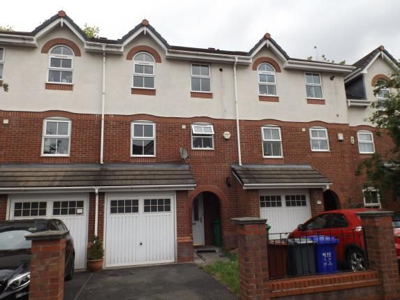 Thumbnail Terraced house for sale in Whimberry Way, Withington, Manchester, Greater Manchester