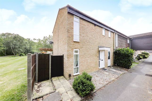 Thumbnail End terrace house to rent in Jameston, Bracknell, Berkshire