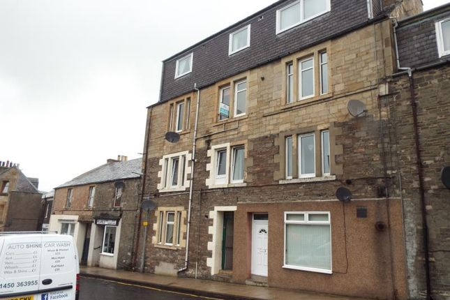 Thumbnail Flat to rent in O'connell Street, Hawick