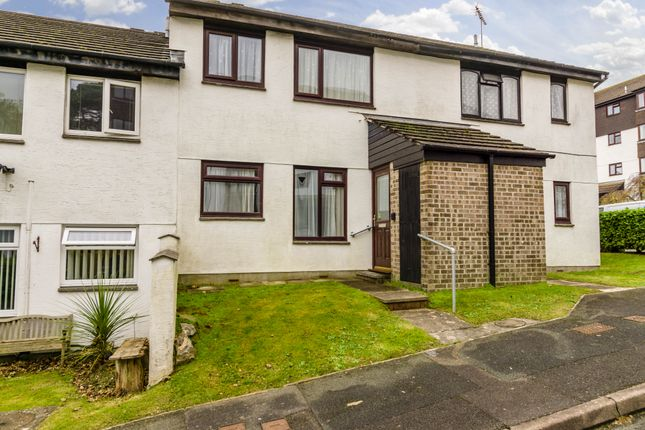 Thumbnail Flat for sale in Vaughan Close, Plymouth