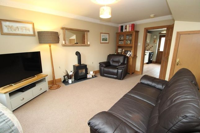 Lounge of St. Marys Court, Bagby, Thirsk YO7