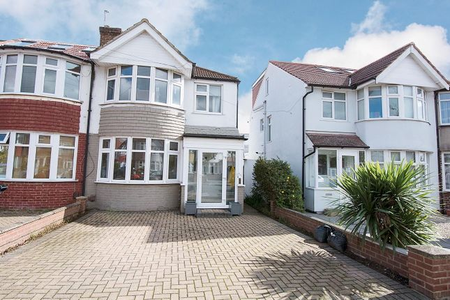 Thumbnail Property for sale in Hodder Drive, Perivale, Greenford