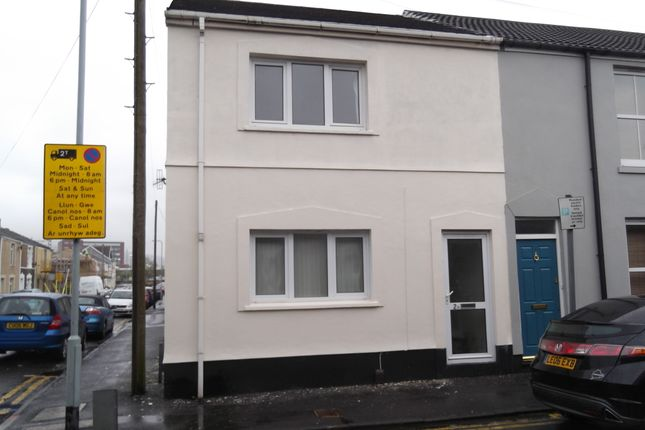 1 bedroom flat to rent in Paxton Street, Swansea