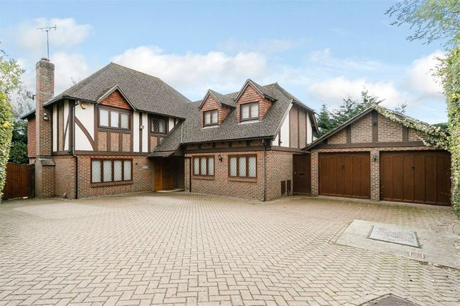Thumbnail Detached house for sale in Watsons Close, Ashford, Kent
