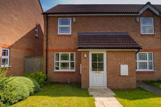 Thumbnail Property for sale in Boundary Walk, Faldingworth, Lincolnshire