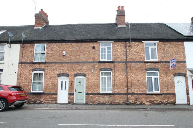 Thumbnail Terraced house to rent in Alvecote Cottages, Alvecote Lane, Tamworth