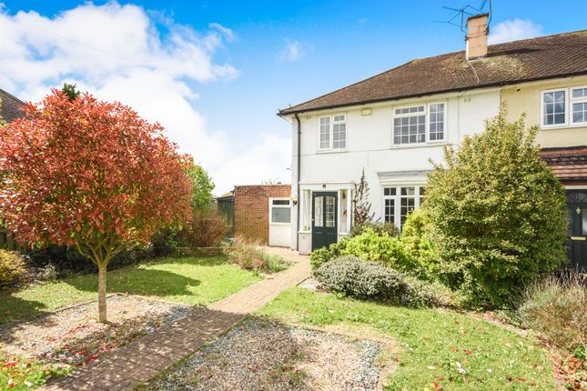 Thumbnail End terrace house for sale in Thames Avenue, Chelmsford