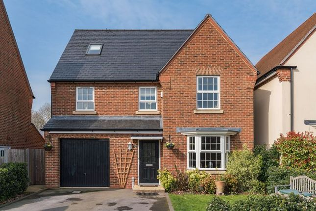 Thumbnail Detached house for sale in Magnolia Walk, Romsey