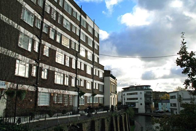 Thumbnail Flat to rent in Highstone Mansions, 84 Camden Road, London, Greater London