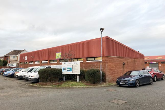 Thumbnail Industrial to let in Ashgrove Road, Kilwinning