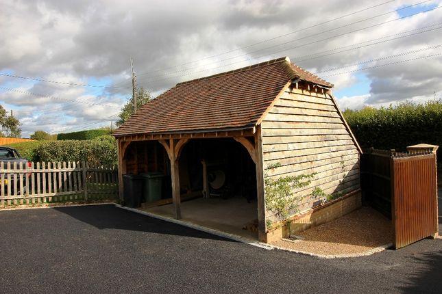 Car Barn of Bank Cottages, Nettlestead Green ME18