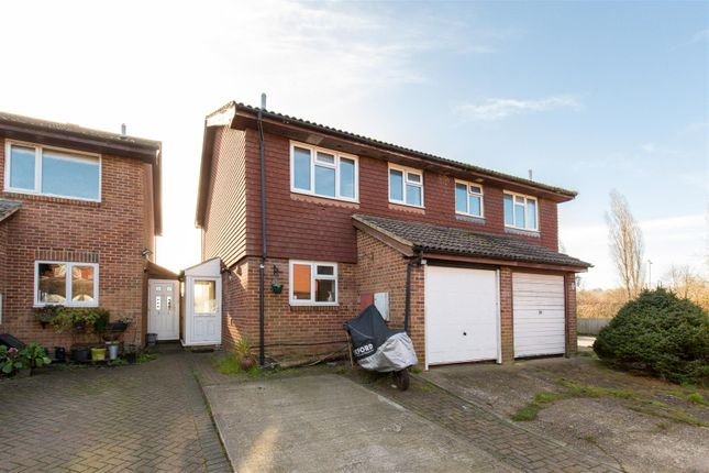 3 bed semi-detached house for sale in De Grey Close, Lewes