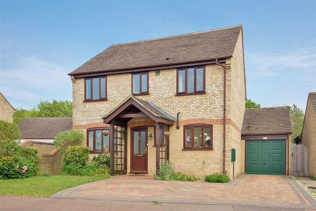 Thumbnail Detached house for sale in Hurdeswell, Long Hanborough, Oxfordshire