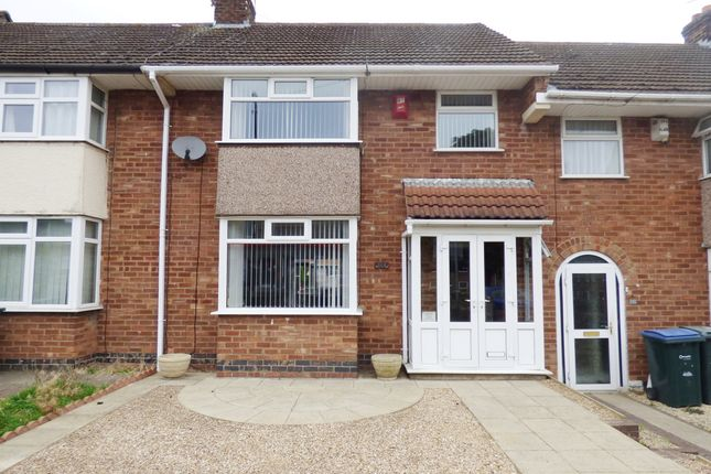 Thumbnail Terraced house to rent in Belgrave Road, Wyken, Coventry