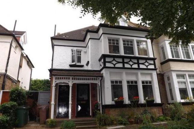 Thumbnail Flat for sale in Egmont Road, Sutton, London