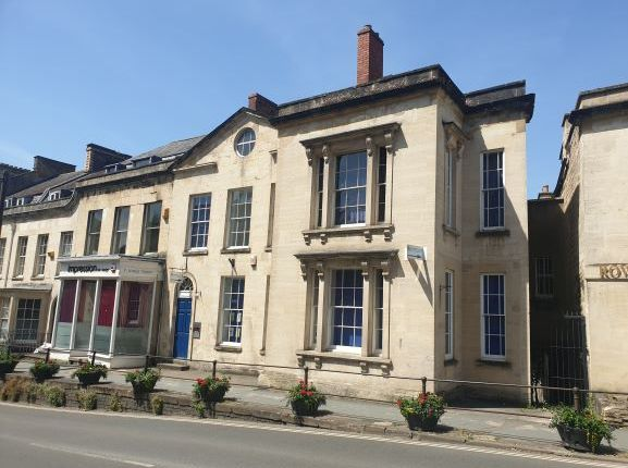 Office to let in Rowcroft, Stroud Glos