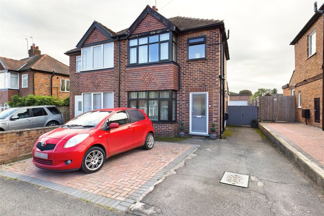 Thumbnail Semi-detached house for sale in The Gresleys, Ross-On-Wye, Herefordshire