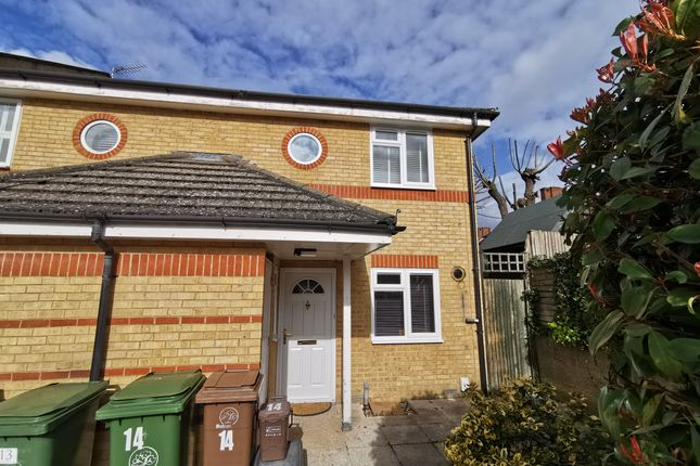 Thumbnail Semi-detached house for sale in Iona Close, Morden