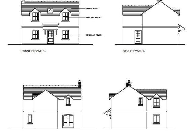 Thumbnail Detached house for sale in Upper Nash, Lamphey, Pembroke