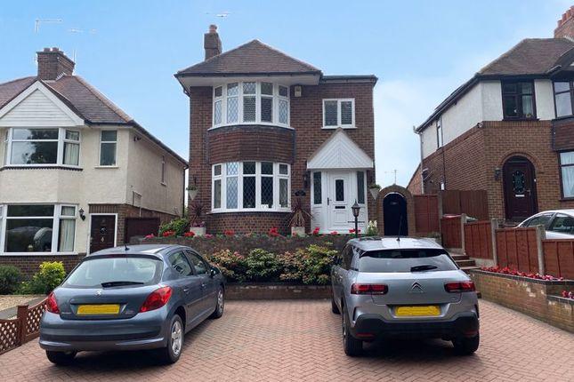 4 bed detached house for sale in Oldbury Road, Hartshill, Nuneaton CV10